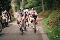 Warren Barguil (FRA/Fortuneo-Samsic)<br /> <br /> 59th Grand Prix de Wallonie 2018 <br /> 1 Day Race from Blegny to Citadelle de Namur (BEL / 206km)