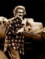 : Dominique Michel , Festival Juste Pour Rire 1985
