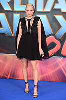 "Pom Klementieff<br /> at the ""Guardians of the Galaxy 2"" premiere held at the Hammersmith Apollo, London. <br /> <br /> <br /> ©Ash Knotek  D3257  24/04/2017"