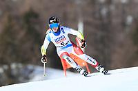 18th February 2021; Cortina d'Ampezzo, Italy;  FIS Alpine World Ski Championships 2021 Cortina  Women's Giant Slalom,  Lara Gut-Behrami (SUI)