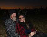 Ian Hoffmann and Lauren Westmoreland from Chilcoot at the Great Reno Balloon Races held on Saturday, Sept. 10, 2016.