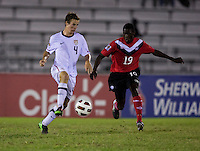 Nathan Smith, Wesley Cain. The United States defeated Canada, 3-0, during the final game of the CONCACAF Men's Under 17 Championship at Catherine Hall Stadium in Montego Bay, Jamaica.