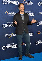 "LOS ANGELES, CA: 18, 2020: Chris Pratt at the world premiere of ""Onward"" at the El Capitan Theatre.<br /> Picture: Paul Smith/Featureflash"