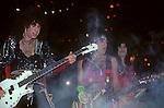 Gene Simmons, Paul Stanley & Bruce Kulick of KISS