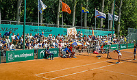 The Hague, Netherlands, 10 June, 2018, Tennis, Play-Offs Competition, ambiance<br /> Photo: Henk Koster/tennisimages.com