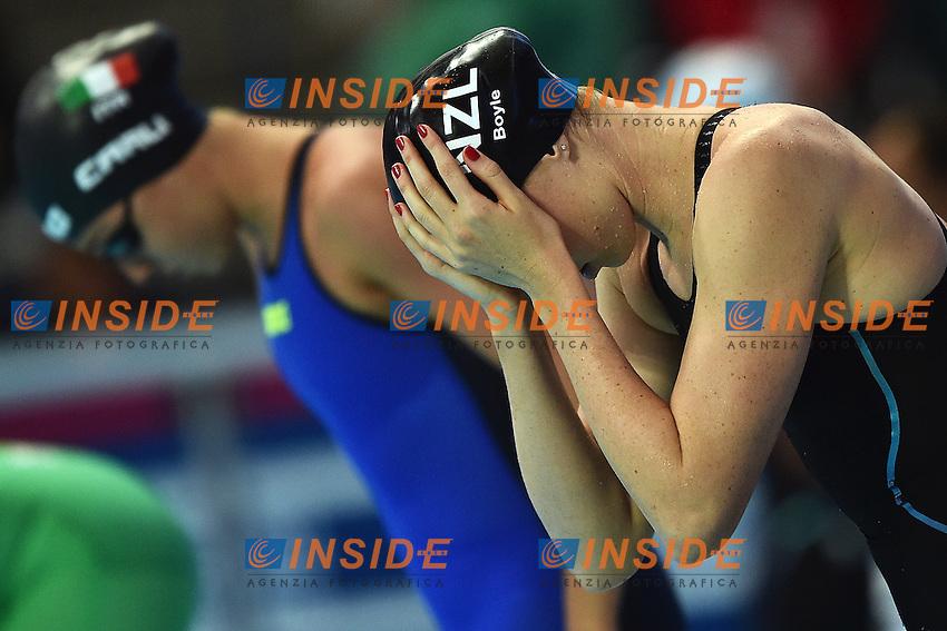 BOYLE Lauren NZL Women's 400m Freestyle <br /> Day10 02/08/2015 Kazan Arena <br /> Swimming Nuoto <br /> XVI FINA World Championships Aquatics  <br /> Kazan Tatarstan RUS <br /> Photo Andrea Staccioli/Deepbluemedia/Insidefoto