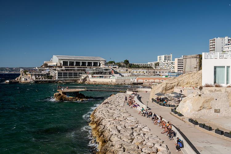 Plage des Catalans - Marseille
