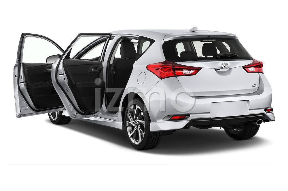 Car images of 2018 Toyota Corolla-iM CVT-Automatic 5 Door Hatchback Doors