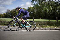 Hannah Barnes (GBR/ Canyon-SRAM racing)<br /> <br /> 4th Liège-Bastogne-Liège-Femmes 2020 (1.WWT)<br /> 1 Day Race: Bastogne – Liège 135km<br /> <br /> ©kramon