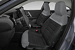 Front seat view of 2021 Citroen C4 Shine-Pack 5 Door SUV Front Seat  car photos