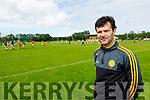 Mike Kelliher, Chairman of the Lixnaw GAA club