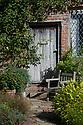 South Cottage, Sissinghurst, late September.
