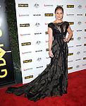 Abbie Cornish at G'Day USA LA Black Tie Gala held at The Hollywood Palladium in Hollywood, California on January 22,2011                                                                               © 2010 Hollywood Press Agency