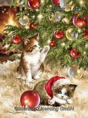 Dona Gelsinger, CHRISTMAS ANIMALS, WEIHNACHTEN TIERE, NAVIDAD ANIMALES, paintings+++++,USGE1922,#xa#