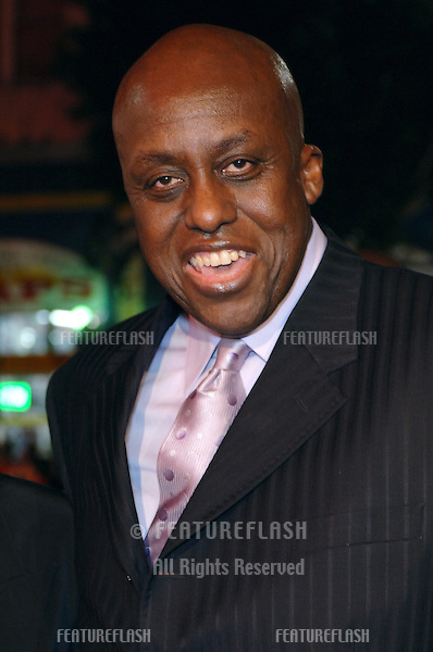 Actor BILL DUKE at the world premiere, in Hollywood, of his new movie Get Rich or Die Tryin'..November 2, 2005  Los Angeles, CA..© 2005 Paul Smith / Featureflash