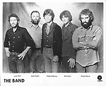 The BAND..photo from the Photofeatures Archive..