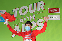 21st April 2021; Imst, Austria;  Cycling Tour des Alpes Stage 3,  Imst in Austria to Naturns/Naturno, Italy; Felix Engelhardt Tirol Cycling Team