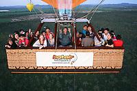 20120323 March 23 Hot Air Balloon Cairns