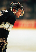 Paul Coffey LA Kings. Photo F. Scott Grant
