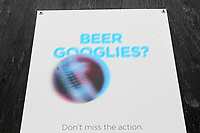 Beer Googlies signage ahead of Essex CCC vs Kent CCC, Specsavers County Championship Division 1 Cricket at The Cloudfm County Ground on 27th May 2019