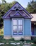 The Purple House.17 Benton St.Eureka Springs, AR.