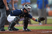 San Diego Padres A.J. Kennedy (45) during an instructional league game against the Milwaukee Brewers on October 6, 2015 at the Peoria Sports Complex in Peoria, Arizona.  (Mike Janes/Four Seam Images)