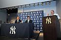 MLB: Hideki Matsui official retirement ceremony