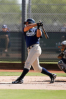 Jonathan Alia - San Diego Padres 2009 Instructional League.Photo by:  Bill Mitchell/Four Seam Images..