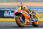 Repsol Honda Team's rider Dani Pedrosa of Spain rides during the MotoGP Official Test at Chang International Circuit on 17 February 2018, in Buriram, Thailand. Photo by Kaikungwon Duanjumroon / Power Sport Images