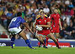 Glasgow 2014 Commonwealth Games<br /> Craig Price<br /> Wales v Samoa<br /> Ibrox Stadium<br /> <br /> 26.07.14<br /> ©Steve Pope-SPORTINGWALES
