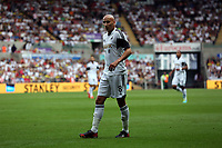 Thursday 01 August 2013<br /> Pictured: Jonjo Shelvey.<br /> Re: Swansea City FC v Malmo FF, UEFA Europa League, 3rd Qualifying Round, 1st Leg, at the Liberty Stadium, Swansea, south Wales, UK.