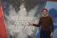 SPEED SKATING: ALMERE: 10-04-2019, Van der Valk Hotel Almere, Launce of Icederby in Thialf 2019/2020, long track and short track speed skating, Michel Mulder, ©photo Martin de Jong