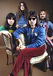 Argent 1973 Bob Henrit, Rod Argent, Ross Ballard, Jim Rodford.© Chris Walter.