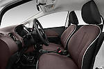 Front seat view of 2017 Mitsubishi iMiEV 5 Door Micro Car Front Seat  car photos