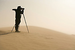 Art Wolfe on location in Mali, Africa