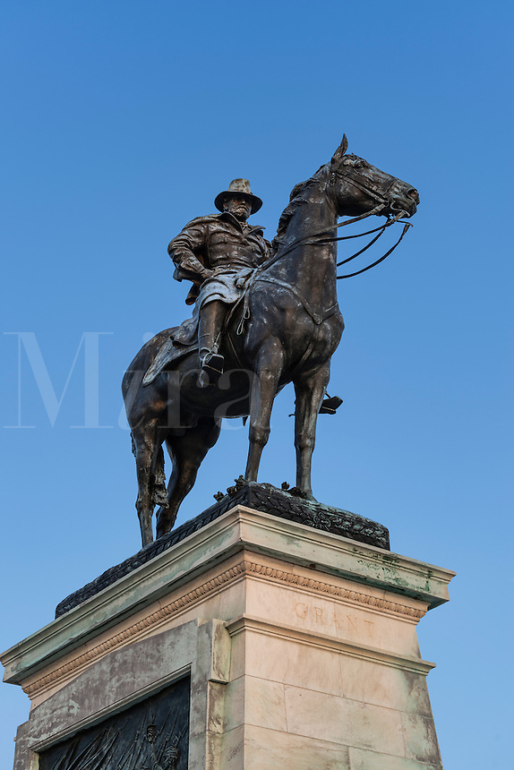 Ulysses S. Grant Memorial, Washington D.C., USA