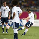 Shasun Maloney scores with a free-kick