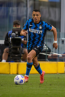 inter-sampdoria - milano 8 maggio 2021 - 35° giornata Campionato Serie A - nella foto: sanchez