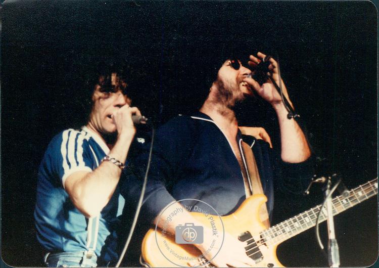 Nazareth, Dan McCafferty & Pete Agnew