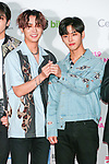 """Yuto(PENTAGON), May 19, 2019 : K-Culture festival """"KCON 2019 JAPAN"""" at the Makuhari Messe Convention Center in Chiba, Japan. (Photo by Pasya/AFLO)"""