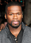 Curtis James Jackson III. at The Summit Entertainment's World Premiere of THE TWILIGHT SAGA: NEW MOON held at The Mann's Village Theatre in Westwood, California on November 16,2009                                                                   Copyright 2009 DVS / RockinExposures