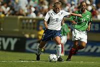 Tiffeny Milbrett, USWNT vs. Mexico, September 7, 2003.