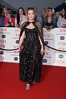 Lydia Bright<br /> arriving for the National Television Awards 2021, O2 Arena, London<br /> <br /> ©Ash Knotek  D3572  09/09/2021