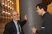 Dan Goleman at the Coaching in Leadership and Healthcare Conference by the Institute of Coaching and Harvard Medical School at the Renaissance Hotel Boston MA October 13 and 14, 2017