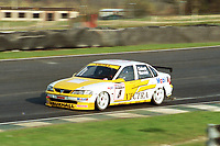 British Touring Car Championship Media day. Derek Warwick (GBR). Vauxhall Sport. Vauxhall Vectra.