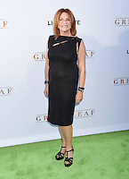 WEST HOLLYWOOD, CA - JUNE 15: Actress Sandra Stern arrives at the premiere of OWN's 'Greenleaf' at The Lot on June 15, 2016 in West Hollywood, California.