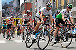 World Champion Alejandro Valverde (ESP) Movistar Team at the neutralized start of Stage 14 of the 2019 Tour de France running 117.5km from Tarbes to Tourmalet Bareges, France. 20th July 2019.<br /> Picture: Colin Flockton | Cyclefile<br /> All photos usage must carry mandatory copyright credit (© Cyclefile | Colin Flockton)