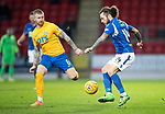 St Johnstone v Kilmarnock…..25.01.20   McDiarmid Park   SPFL<br />