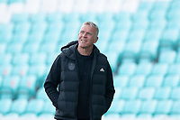 Alec Stewart during Surrey CCC vs Hampshire CCC, LV Insurance County Championship Group 2 Cricket at the Kia Oval on 1st May 2021