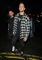 Dan Osborne at the boohooMan Love Island Party, boohoo, Great Portland Street, on Thursday 07th October 2021, in London, England, UK. <br /> CAP/CAN<br /> ©CAN/Capital Pictures